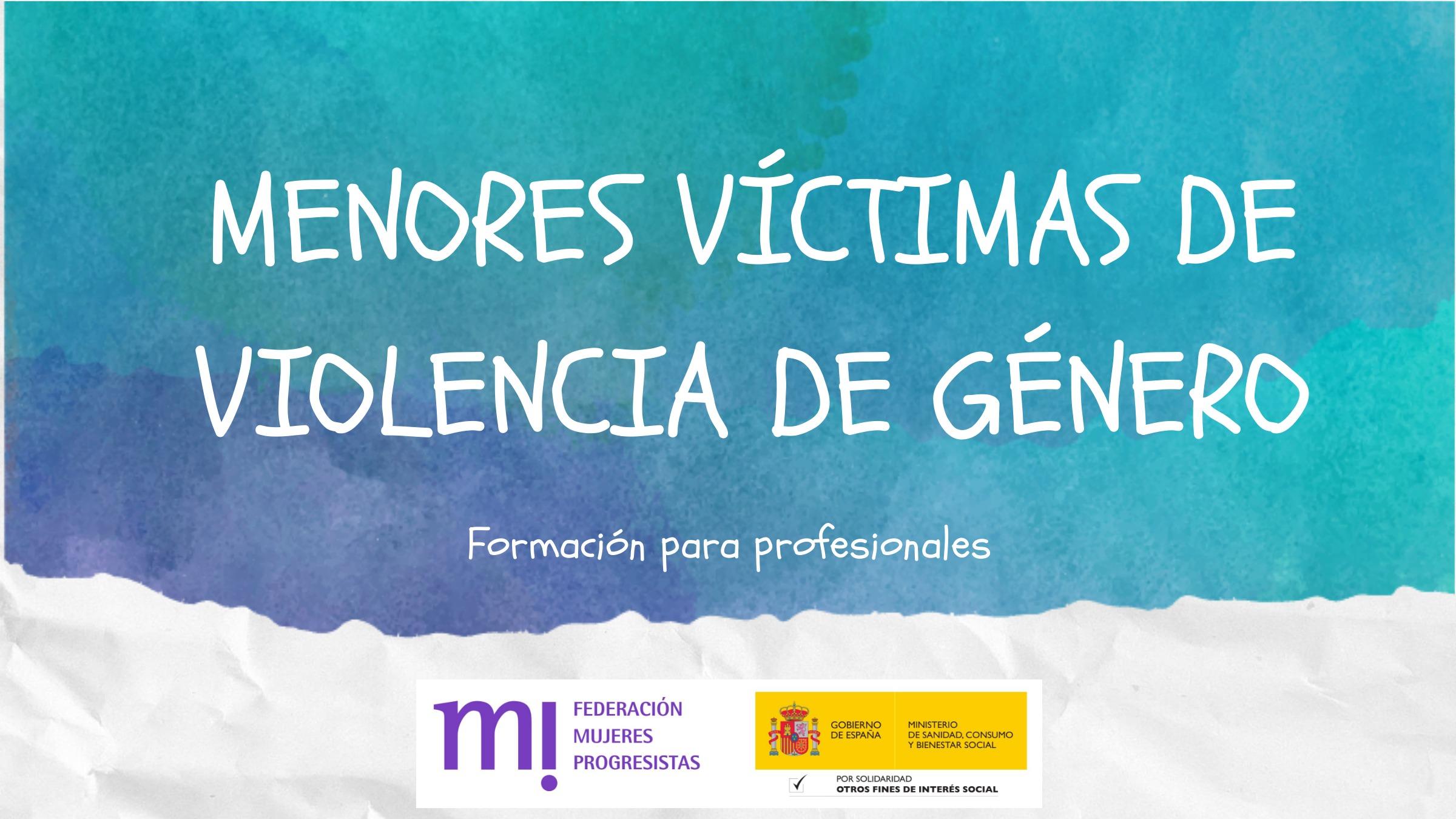 Course Image 3ª Edición: Menores víctimas de violencia de género