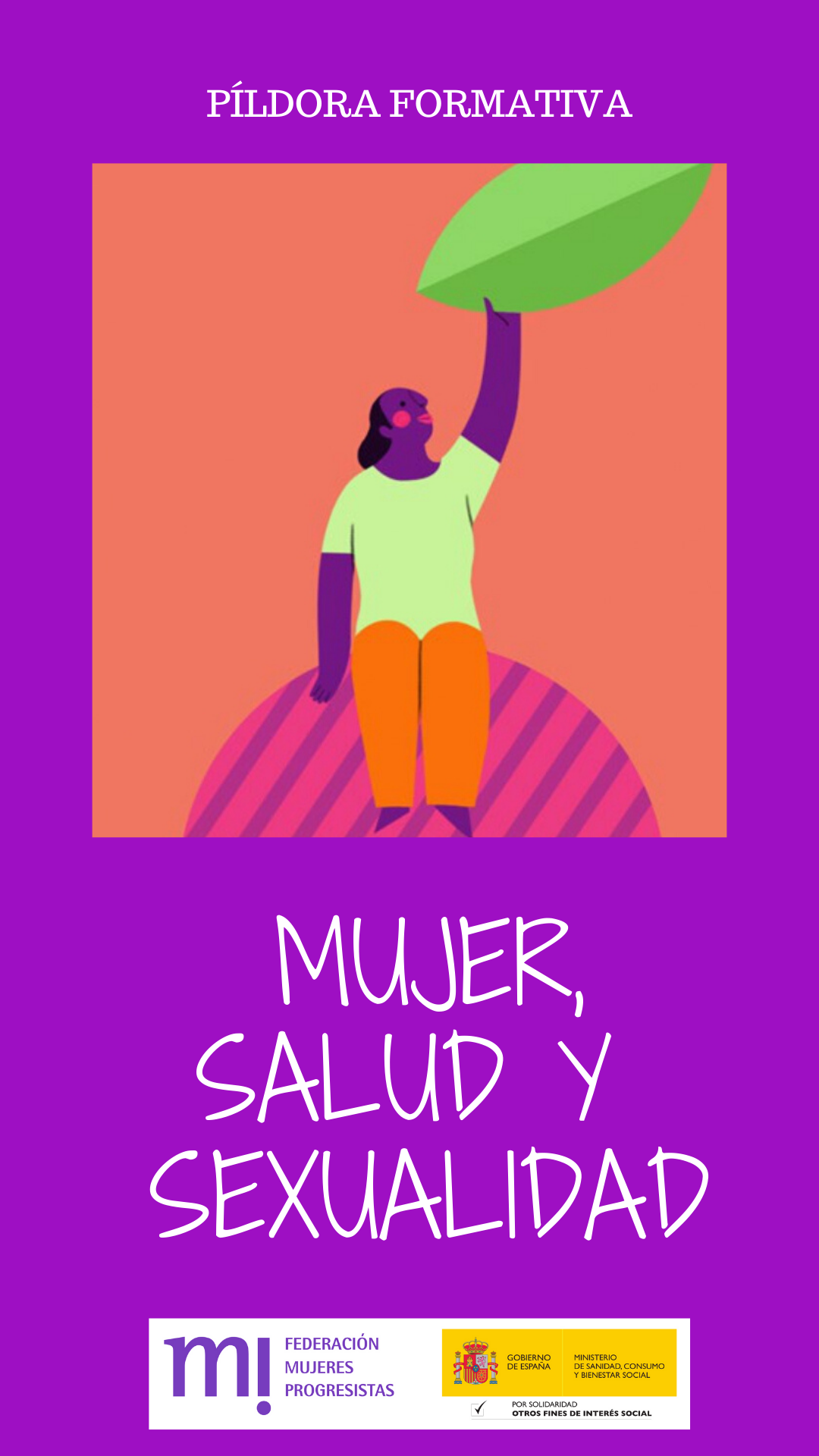 Course Image Píldora Formativa Mujer, Salud y Sexualidad