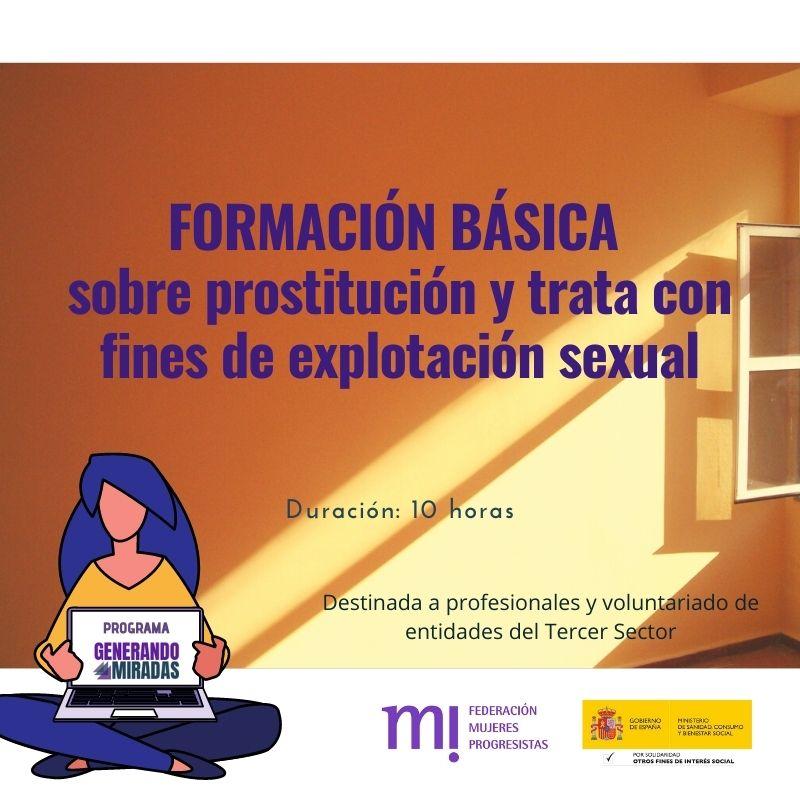 Course Image Formación básica en prostitución y trata con fines de explotación sexual