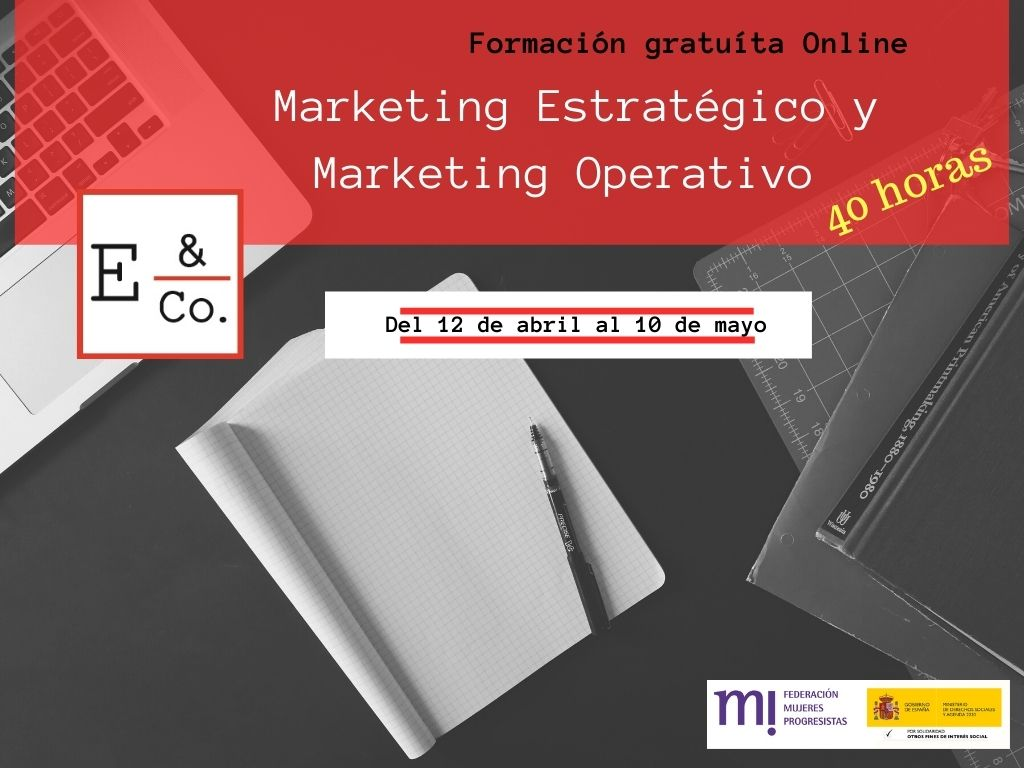 Course Image Curso Plan de Marketing Estratégico y Operativo para asesoramiento