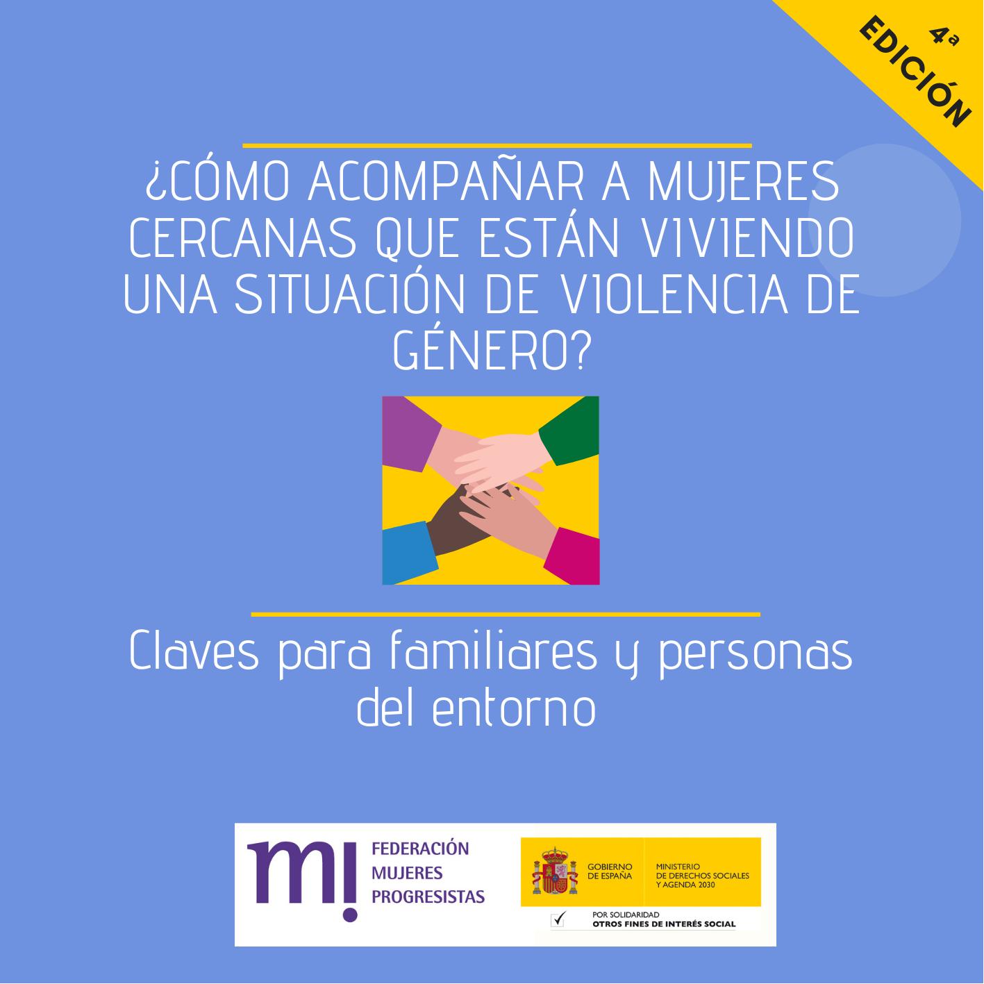 Course Image 4ª Edición. ¿Qué hacer frente a la violencia de género en la pareja?