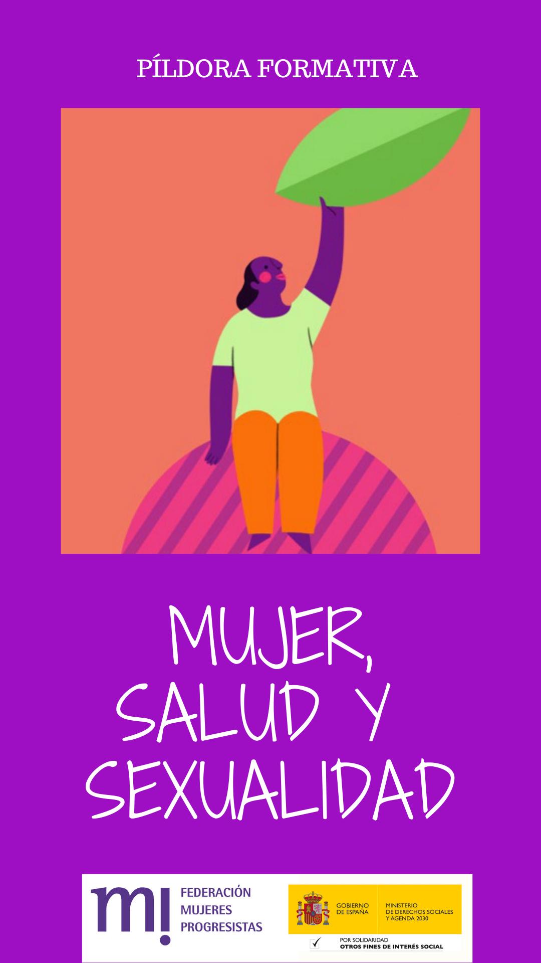Course Image Píldora Formativa Mujer, Salud y Sexualidad 2021