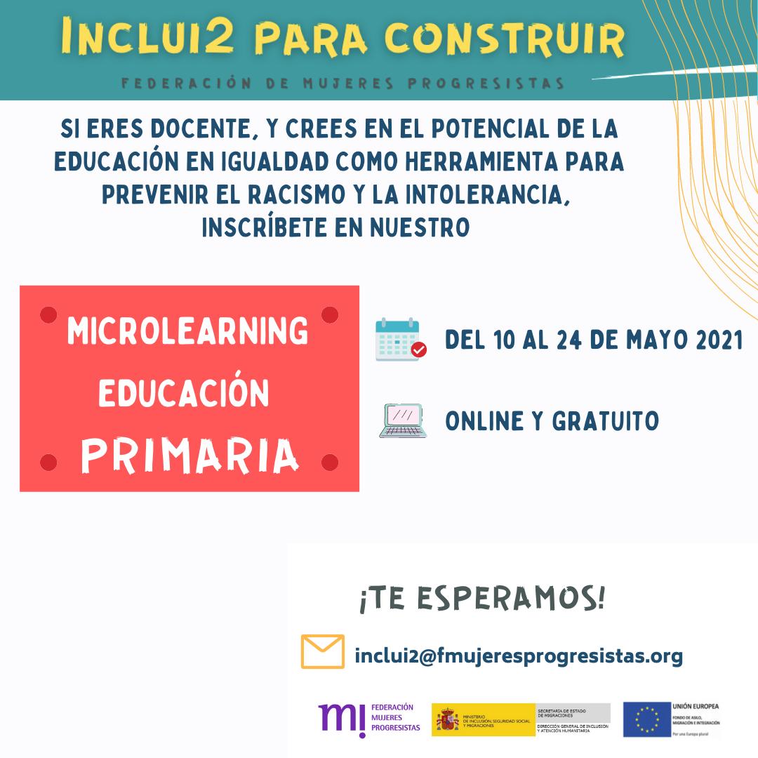 Course Image Formaciones Inclui2 para construir- Educación Primaria