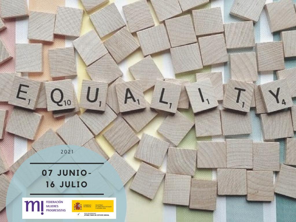 Course Image 10ª edición del curso Gestión de la Igualdad: Proyectos sociales con perspectiva de género
