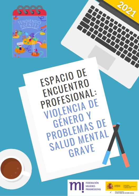 Course Image Espacio de encuentro profesional: Violencia de género y problemas de salud mental grave (2021)