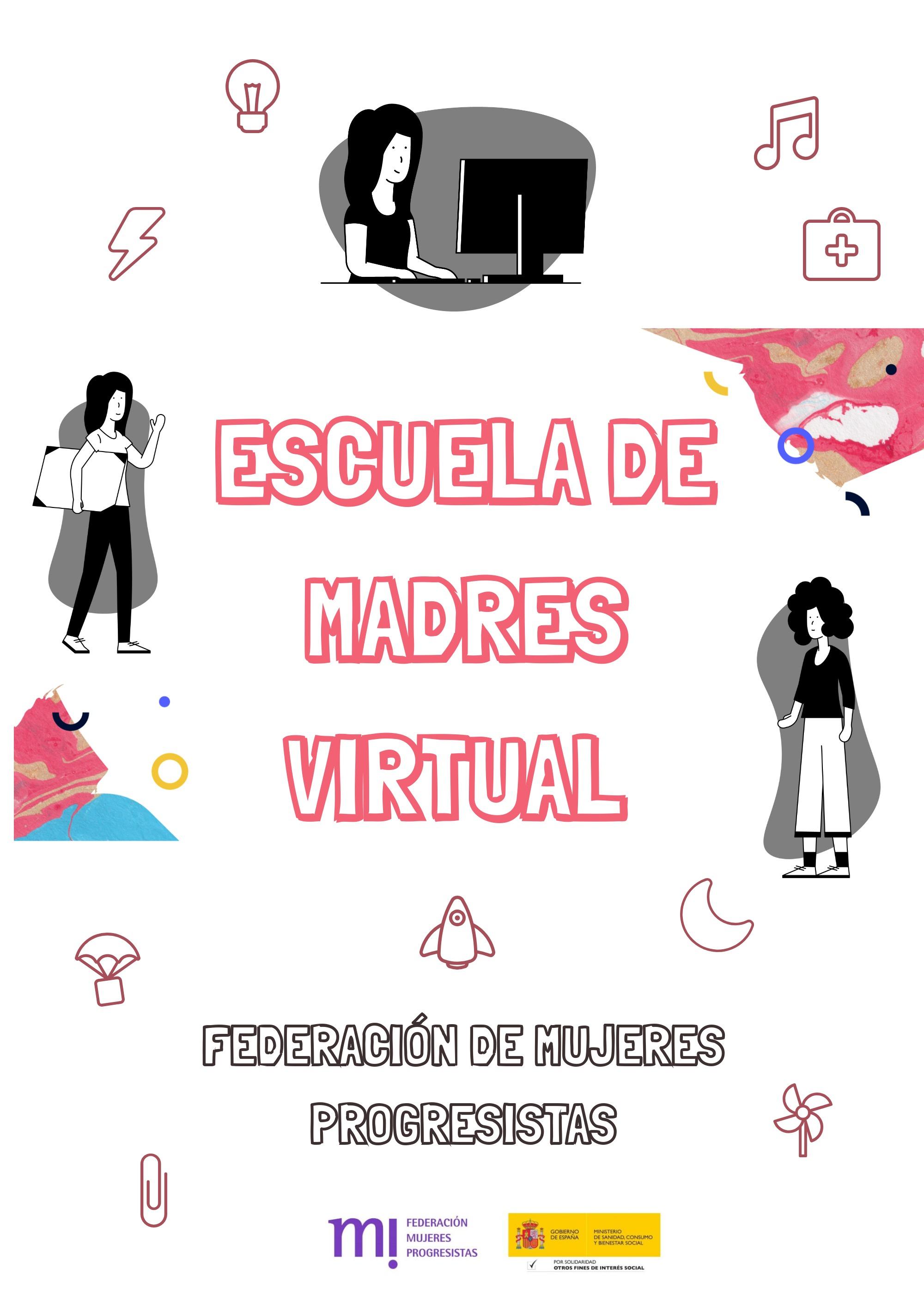 Course Image 4ª edición. Escuela de madres on line para víctimas de violencia de género
