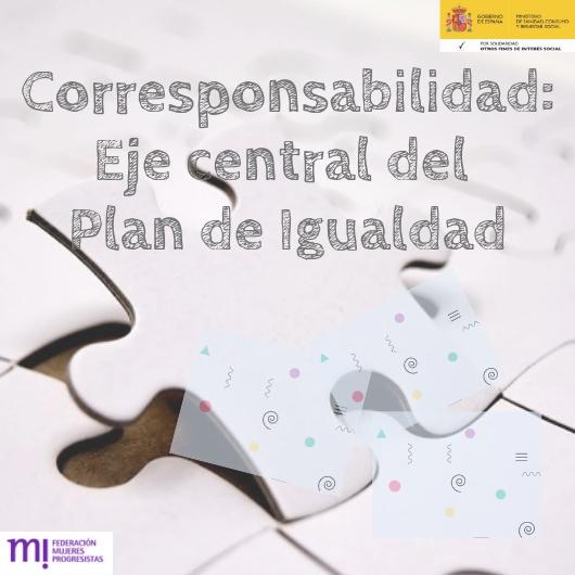 Course Image Corresponsabilidad: eje central del plan de Igualdad