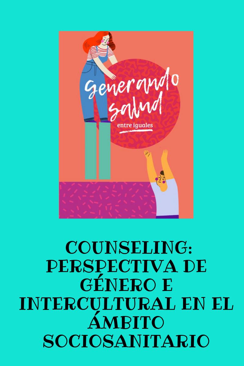 Course Image Counseling formativo: Perspectiva de género en el ámbito sociosanitario
