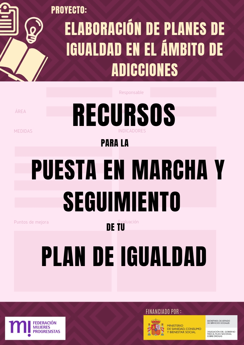 Course Image Recursos para la puesta en marcha y seguimiento de tu Plan de Igualdad