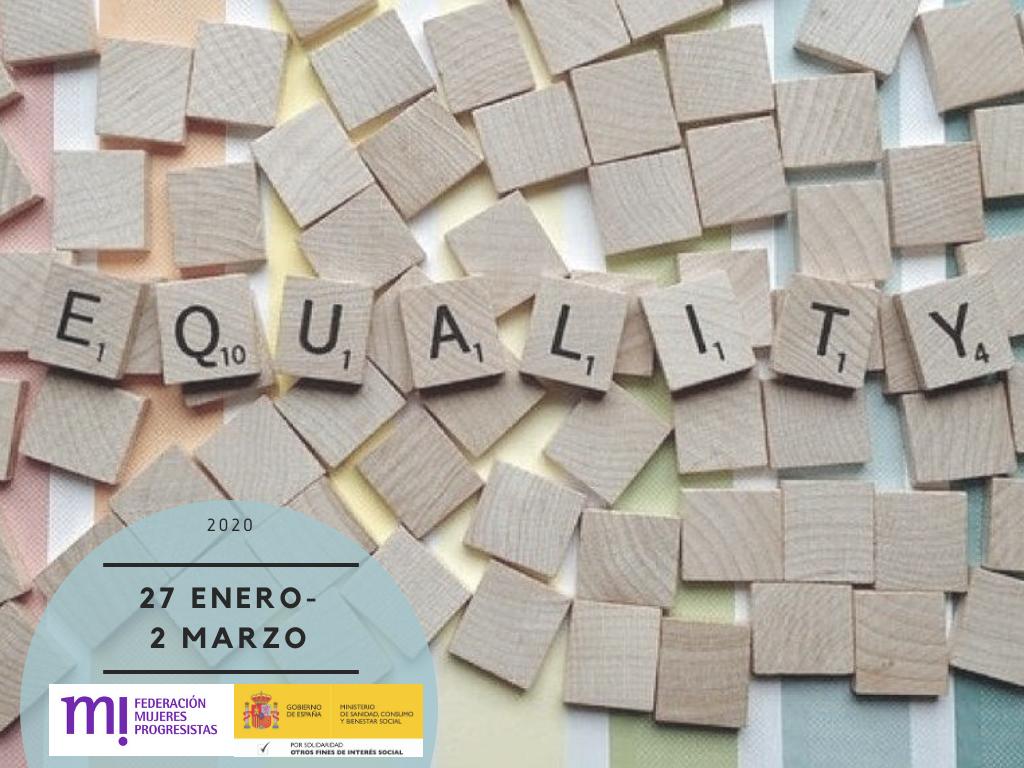 Course Image 6ª edición del curso Gestión de la Igualdad: Proyectos sociales con perspectiva de género