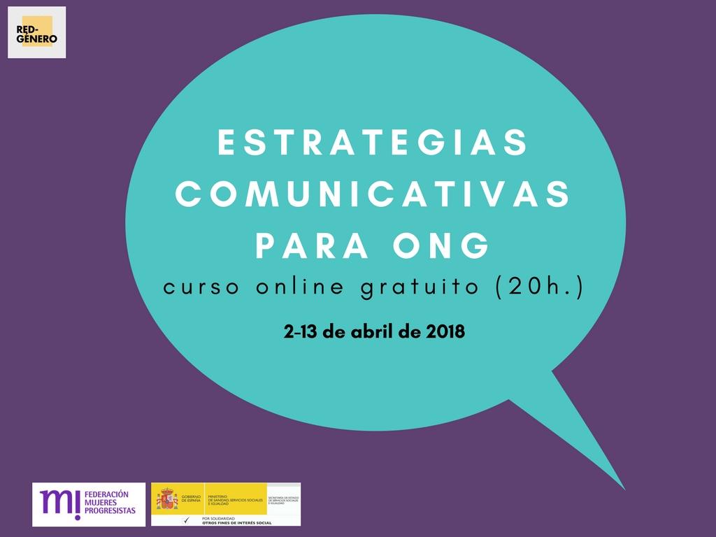 Course Image Estrategias comunicativas para ONG